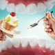 alimenti sbiancanti denti